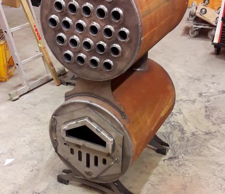 houtkachel laten maken kachel monteren maatwerk metaalbewerking staalbewerking vlastech
