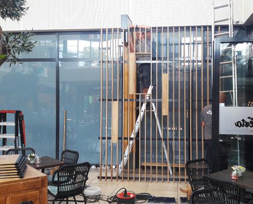 interieurinrichting met staal uniek staal metaal staalbewerking metaalbewerking vlastech