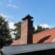 schoorsteenkap laten maken schoorsteen dakje staal metaal product metaalbewerking vlastech