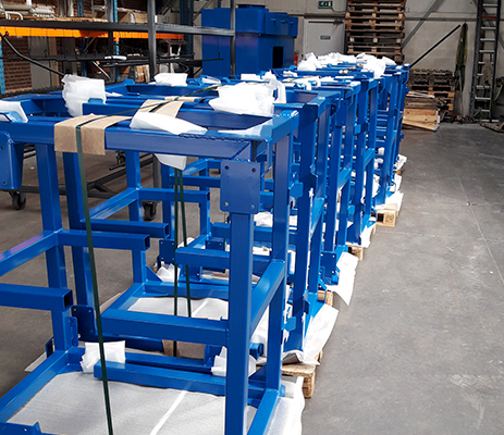 seriewerk serie werk roltafels laten maken staal metaal metaalbewerking staalbewerking