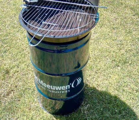 barbecue laten maken